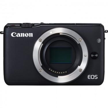 Canon EOS M10 Body kitbox Black + GARANZIA 2 ANNI ASSISTENZA IN ITALIA +