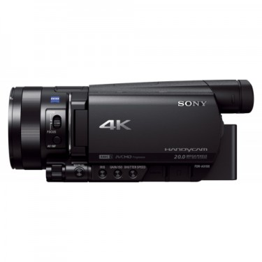 Sony FDR-AX100E HD Videocamera