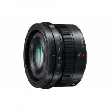 Panasonic LEICA DG SUMMILUX 15mm/F1.7 ASPH (Black)