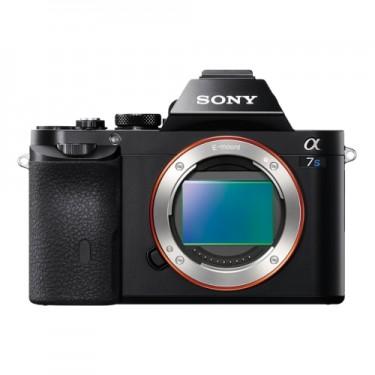 Sony A7S Body + GARANZIA 2 ANNI ASSISTENZA IN ITALIA +