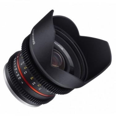 Samyang 12mm T2.2 Cine NCS CS (M4/3)