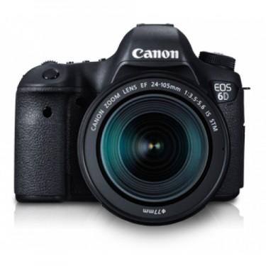Canon EOS 6D + 24-105 STM + GARANZIA 2 ANNI ASSISTENZA IN ITALIA +