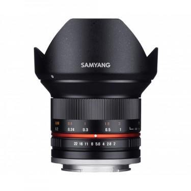 Samyang 12mm f/2.0 NCS CS Black (Canon M)