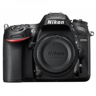 Nikon D7200 + 18-200 VR II + GARANZIA 2 ANNI ASSISTENZA IN ITALIA +