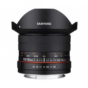 Samyang 12mm f/2.8 ED AS NCS Fish-eye (Sony E)