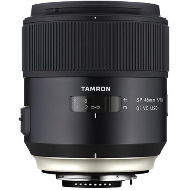 Tamron SP 45mm F1.8 Di VC USD (F013)(Canon)