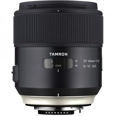 Tamron SP 45mm F1.8 Di VC USD (F013)(Nikon)