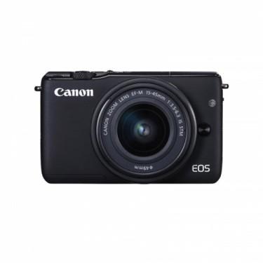 Canon EOS M10 + 15-45mm Black + GARANZIA 2 ANNI ASSISTENZA IN ITALIA +