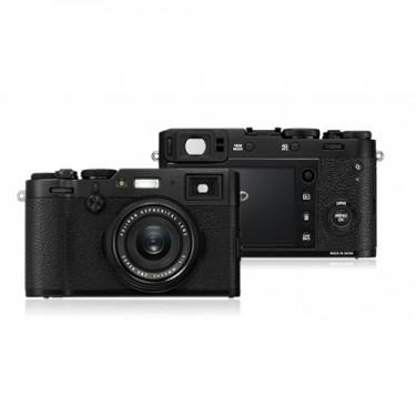 Fujifilm FinePix X100F Black + GARANZIA 2 ANNI ASSISTENZA IN ITALIA +