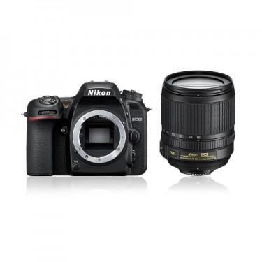 Nikon D7500 + 18-105 + GARANZIA 2 ANNI ASSISTENZA IN ITALIA +
