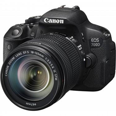 Canon EOS 750D + 18-135mm STM + GARANZIA 2 ANNI ASSISTENZA IN ITALIA +