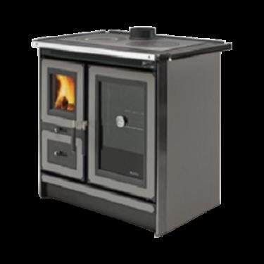 Cucina A Legna Olimpia.Cucina A Legna Cucine Riscaldamento E Clima La Nordica