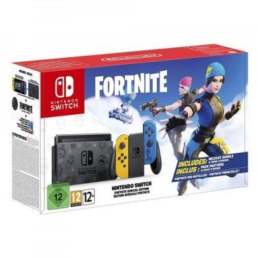 Switch Fortnite Edition