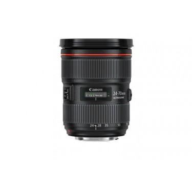 Obietivo Canon EF 24-70mm F2.8 L II USM