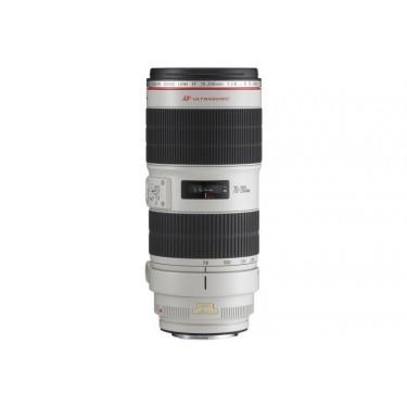 Obiettivo EF 70-200mm f/2.8 L IS USM II