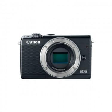 Canon EOS M100 Body kitbox Black + GARANZIA 2 ANNI ASSISTENZA IN ITALIA +