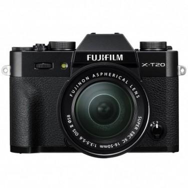 Fotocamera X-T20 + XC 16-50mm Black