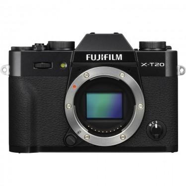 Fujifilm X-T20 Body Black + GARANZIA 2 ANNI ASSISTENZA IN ITALIA +