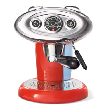Macchina del Caffe mod.6604 X7.1 rossa