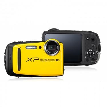 Fujifilm XP120 Yellow + GARANZIA 2 ANNI ASSISTENZA IN ITALIA +