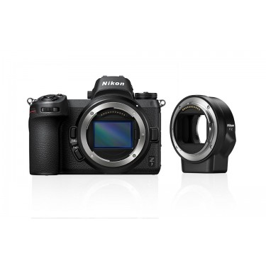 Nikon Z7 + FTZ ADAPTER KIT MENU IN LINGUA ITALIANA + GARANZIA 2 ANNI ASSISTENZA IN ITALIA +