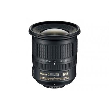 Obiettivo Nikkor AF-S 10-24mm f/3.5-4.5 DX G ED