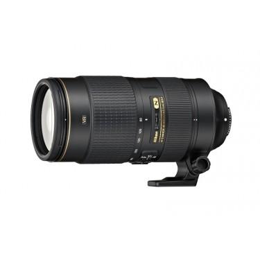 Obiettivo Nikkor AF-S 80-400mm F4.5-5.6 G ED VR