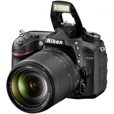 Fotocamera D7200 Body