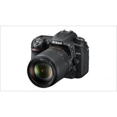 Fotocamera D7500 Kit 18-140mm f/3-5-5.6G + GARANZIA 2 ANNI ASSISTENZA IN ITALIA +
