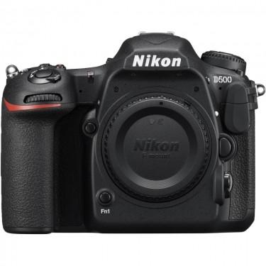 Nikon D500 Body + GARANZIA 2 ANNI ASSISTENZA IN ITALIA +