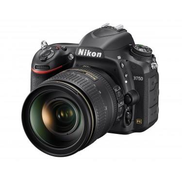 Fotocamera D750 Kit 24-120mm
