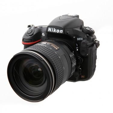Nikon D810 + 24-120 + GARANZIA 2 ANNI ASSISTENZA IN ITALIA +