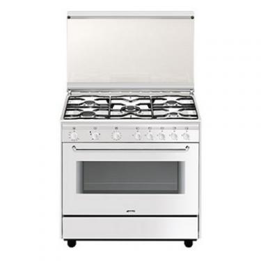 Cucina con forno a gas - Cucine - Riscaldamento e Clima - BOMPANI ...