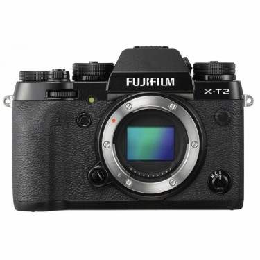 Fujifilm X-T2 Body Black + GARANZIA 2 ANNI ASSISTENZA IN ITALIA +
