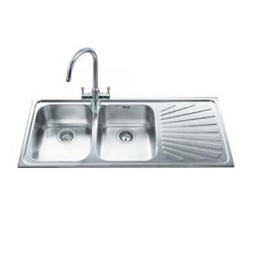 Lavello inox SP116D