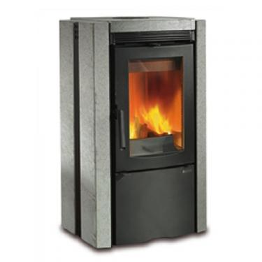 Stufa a legna in maiolica/ceramica - Stufe a Legna - Riscaldamento e ...