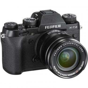Fotocamera X-T2 + XF 18-55mm f/2.8-4.0 R LM OIS