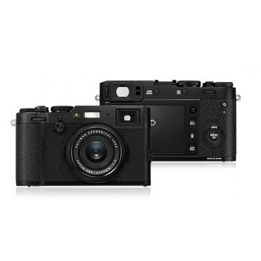 Fotocamera FinePix X100F Black