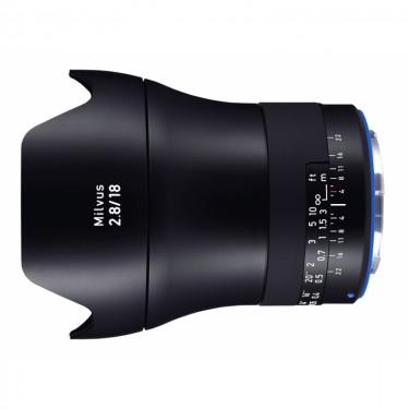 Carl Zeiss Milvus ZE 2.8/18mm (Canon)