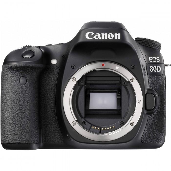 Fotocamera Eos 80D Body ++ IN PRONTA CONSEGNA ++