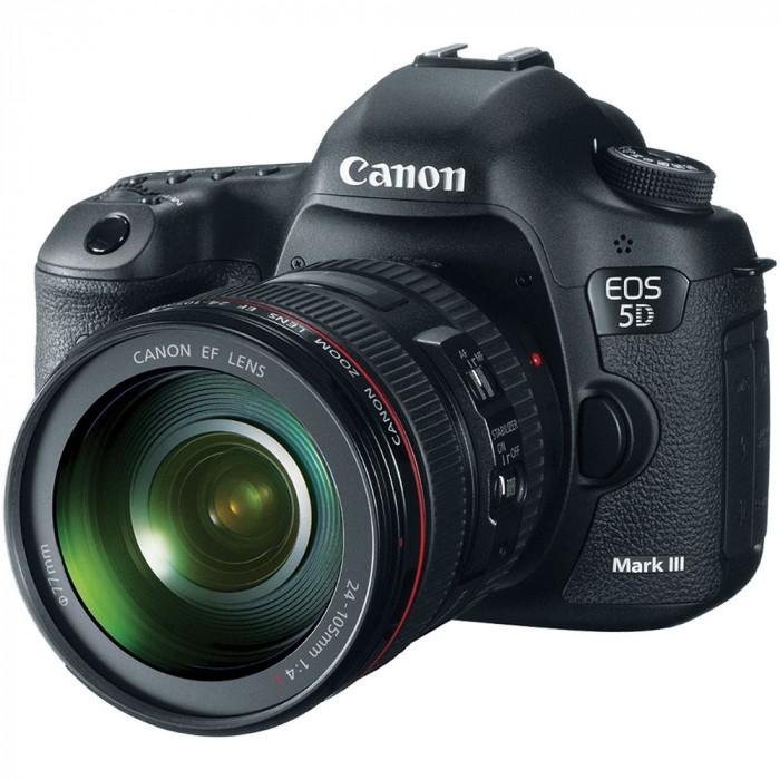 Fotocamera Eos 5D Mark III Kit 24-105mm F4L IS USM