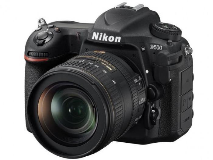 Fotocamera D500 + 16-80mm F/2.8-4E VR