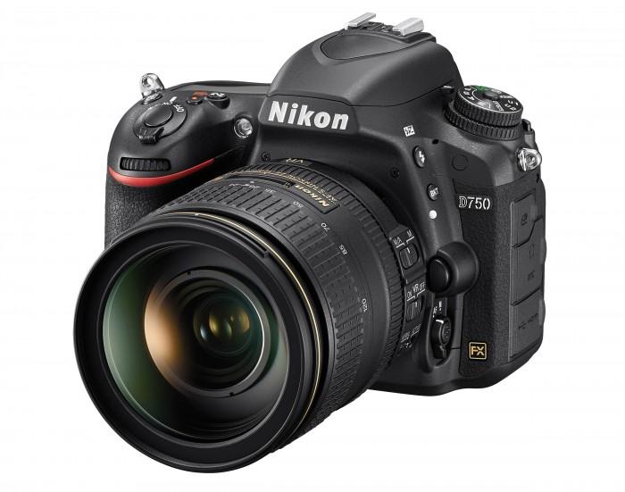 Fotocamera D750 Kit 24-120mm + GARANZIA 2 ANNI ASSISTENZA IN ITALIA