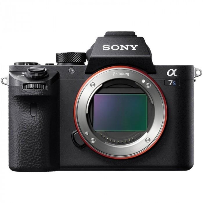 Fotocamera Alpha A7S Body ILCE-7S + GARANZIA 2 ANNI ASSISTENZA IN ITALIA +