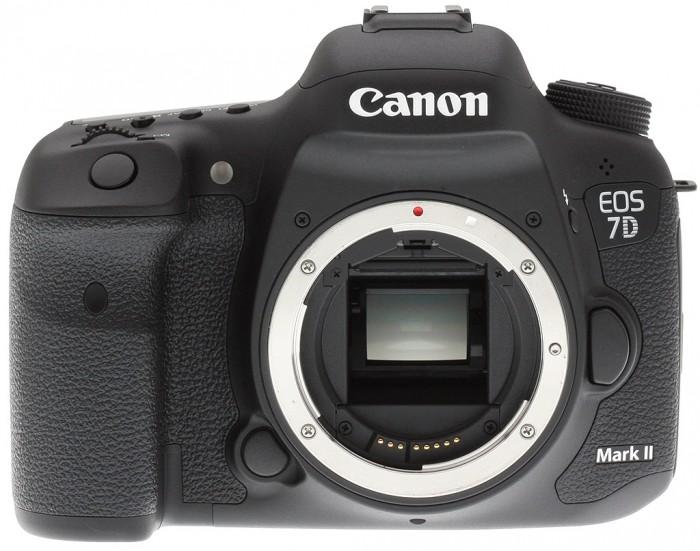 Fotocamera EOS 7D Mark II Body